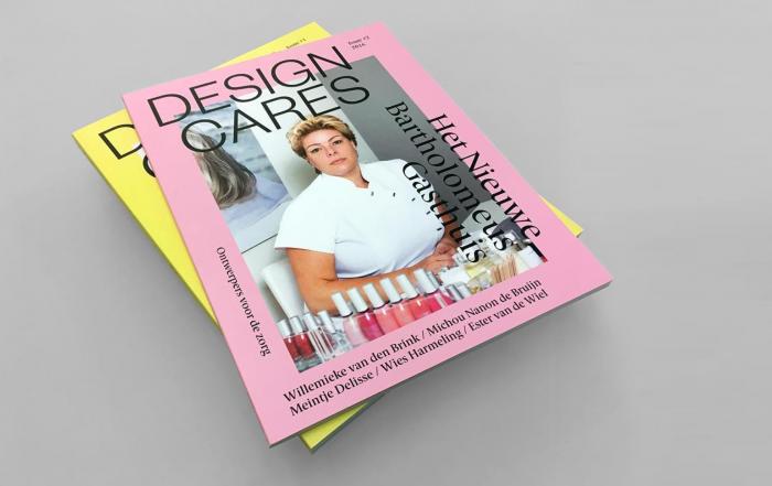 publicatie design cares