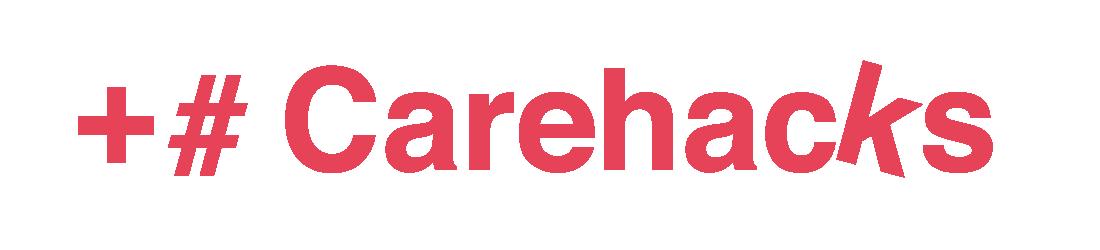 Carehacks.nl social design gezondheidszorg