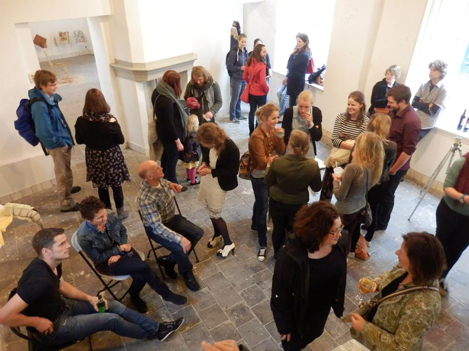 Broos galerie het langhuis willemieke van den brink echter ontwerp social design