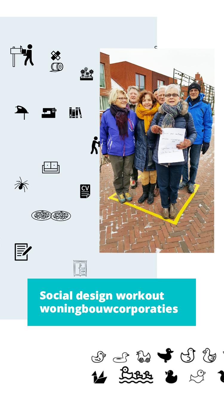 social design workout woningbouw Zwolle creatieve interventies