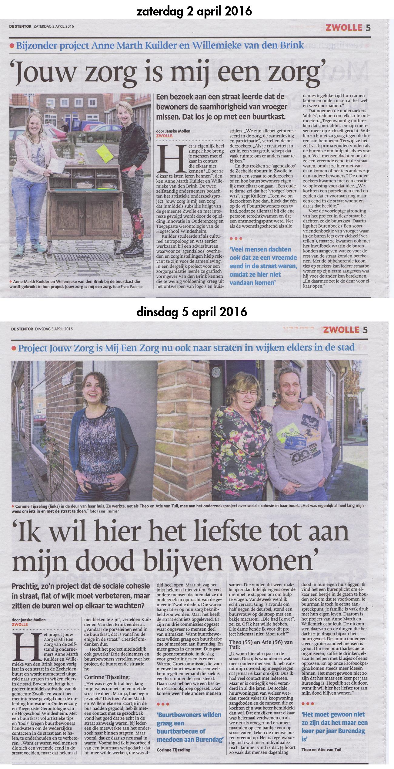 Stentor Zwolle Echterontwerp Wiillemiekevandenbrink AnneMarthKuilder