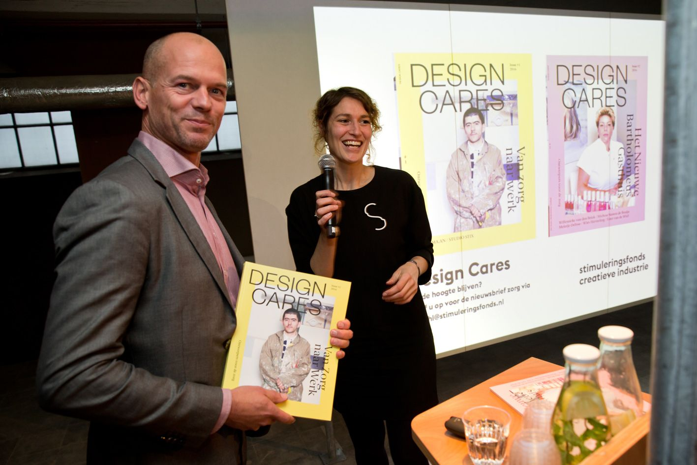 Design Cares dutch design week 2016