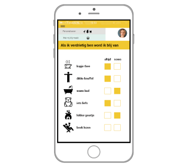 Happyhall spirit jeugdzorg social design echter ontwerp garage2020 applicatie