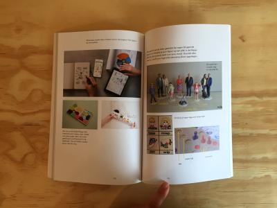 Happy Hall garage2020 echter ontwerp jeugdzorg emotieregulatie stemmingsmeter publicatie willemieke