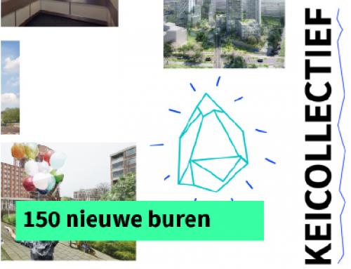 150 nieuwe buren