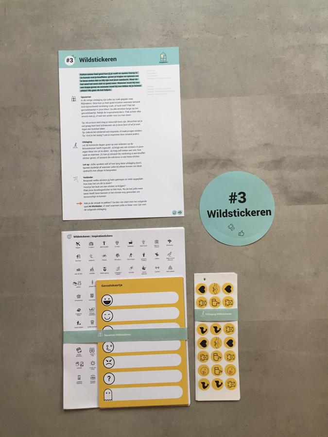 De Kat is Kwijt - Happy Hall - social design - pleegzorg