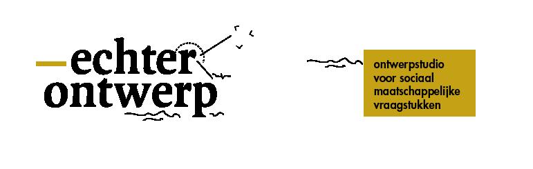 Echter ontwerp – social design – grafisch ontwerp – Willemieke van den Brink Logo