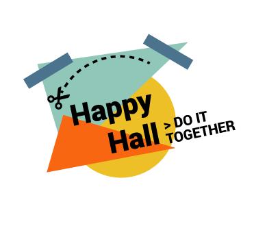 Happy Hall do it together corona