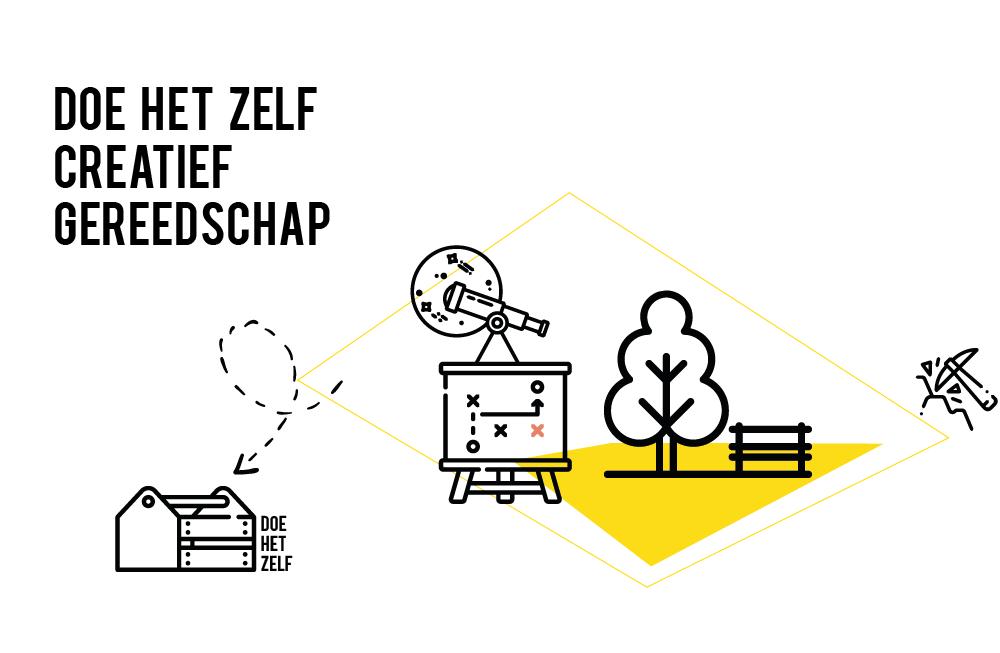 Doe het zelf – Creatief Gereedschap